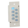 Leviton HAI HLC House Status Switch - 8 button