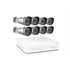 Foscam Security Camera Package, 8 Camera NVR with 8 Bullet 720p Cameras