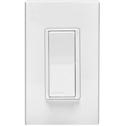 Leviton Decora Digital Zwave Plus On Off Wall Switch