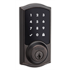 Additional images for Weiser SmartCode 916 Zwave Touch Screen Deadbolt, Venetian Bronze
