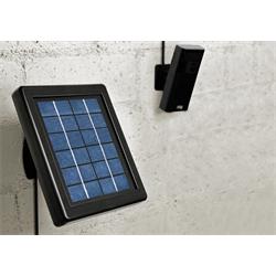Ring Solar Panel for Battery Powered Stick Up Cam
