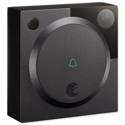 August Doorbell Cam Pro, Dark Gray
