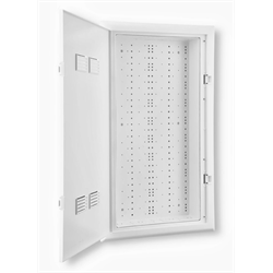 Leviton 30 Inch RF Transparent Plastic SMC Enclosure with Hinged Door