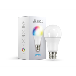 Aeotec ZWave LED Bulb 6, Multi-Colour