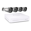 Foscam Security Camera Package, 8 Camera NVR with 4 Bullet 720p Cameras
