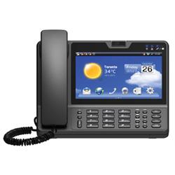 WatchNET SIP Intercom Desk Phone With LCD Display