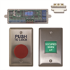 Camden Push Restroom Control Kit, Push to Lock, Occupied When Lit