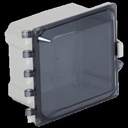 STI EnviroArmour Polycarbonate Enclosure, Tinted  6x6x5
