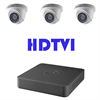HDTVI Security Cameras & DVRs