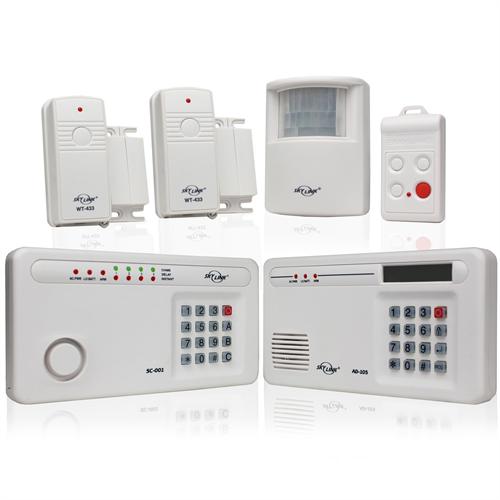 Skylink Sc1000w Do It Yourself Wireless Alarm System