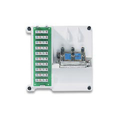Leviton Compact Series Telephone and 6 Way Video Module