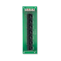 Leviton Telephone Patching Expansion Board Only