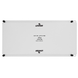 Leviton Full Width Universal Security Plate for SMC