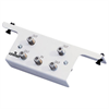 Leviton 1X6 Passive Video Splitter Module 2 GHZ
