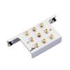 Leviton 1X8 Passive Video Splitter Module 2 GHZ