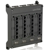 Leviton Twist and Mount Patch Panel 12 CAT6 and 12 CAT 5E