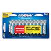 Rayovac AA Alkaline Batteries, 30 Pack
