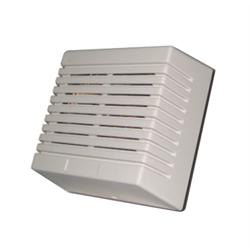Azco 15W Electronic Siren, Dual Tone 12VDC, White