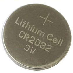 Battery Lithium Coin Cell 3V 230 mAh 20mm