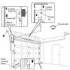Additional images for Liftmaster Elite Series 8500C Wall Mount Garage Door Opener