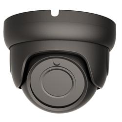 Maxaar 4-in-1 Dome Security Camera HD 1080p, CVBS,AHD,HDCVI,TVI,2.8mm, IR,Gray