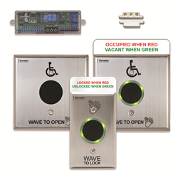 Camden Touchless Switch Restroom System Kit