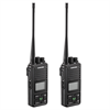 Samcom Digital Wireless Portable Intercom 2 Pack