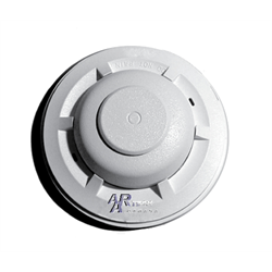 System Sensor Heat Detector, 57C/135F Fixed and Rate of Rise (ROR)