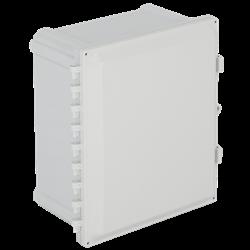 STI EnviroArmour Polycarbonate Enclosure, Opaque  14x12x7