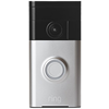 Ring Smart WIFI Doorbell with Video, Satin Nickel