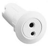GE Recessed Shatterpro II Glass Break Sensor White