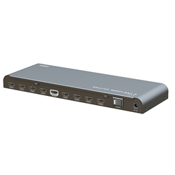 Maxaar HDMI 1 x 8 Splitter Supporting 1080P and 4K