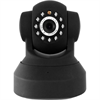 Insteon Indoor High Resolution WIFI Enabled Pan/Tilt Network Camera, Black