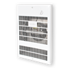 Uniwatt Wall Fan Heater, 1000W 240V, White