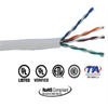 Provo CAT6 UTP Ethernet Network Cable FT4 300M Gray