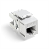 Leviton Quickport eXtreme 6+ CAT6 Insert White