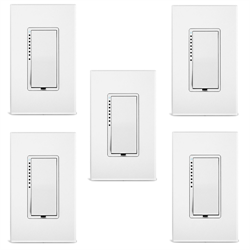 Insteon SwitchLinc Switch 5 Pack Promo