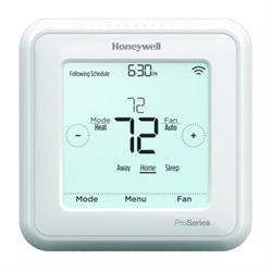 Honeywell Lyric T6 Pro Zwave Plus Thermostat