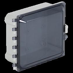 STI EnviroArmour Polycarbonate Enclosure, Tinted,  8x8x5