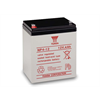 Yuasa Rechargeable Sealed Lead Acid Battery 12VDC 4AH