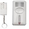GE Wireless Motion Sensor Alarm with Keychain Remote