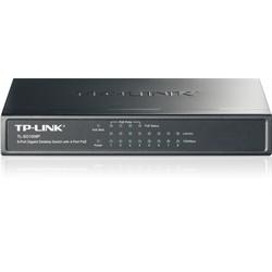 TPLink 8 Port Gigabit PoE Switch, 4 POE Ports