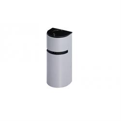Ganz 1080p IP Door Frame Camera, 2.8mm Lens, POE, White Housing