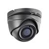 Hikvision Turbo HD TVI Turret Camera, 5MP, 3.6mm, Black