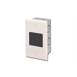 Ganz 1080p IP Gang Box Camera Kit, 3.7mm Lens, POE