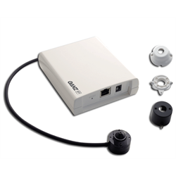 Ganz IP Pinhole Camera 1080p with 2.8mm Lens, POE