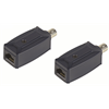 Azco Balun IP Over Coax Cable For RG59 Up To 500 FT (Pair)