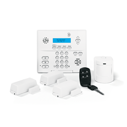 GE Interlogix Simon XT Wireless Security System with Motion, 3 Door, Fob