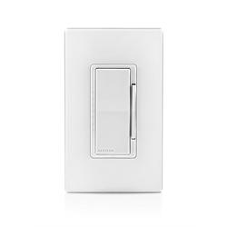 Leviton Decora Digital Zwave Plus Wall Dimmer, LED,CFL, Incandescent (DZ6HD-1RZ)