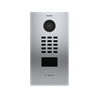 DoorBird Flush Mount IP Video Door Station, 1 Call Button